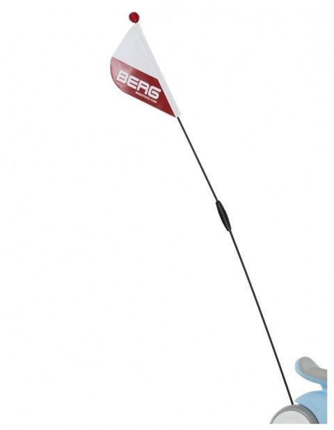 BERG Safety Flag XS