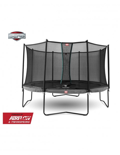 BERG Champion 330 + Safety Net Comfort