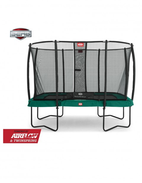 BERG Ultim Champion Regular 330 + Safety Net Deluxe