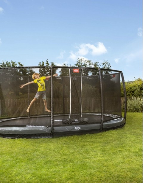 BERG Grand Elite InGround 520 + Safety Net Deluxe