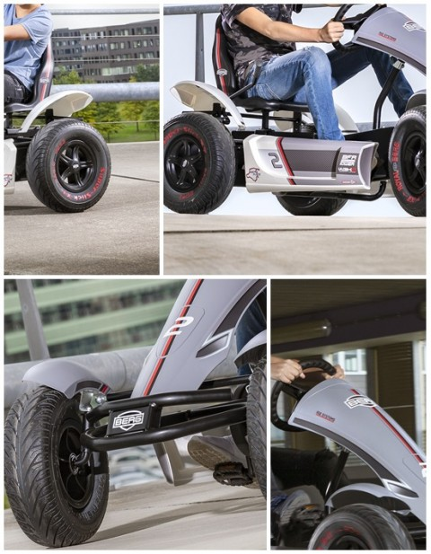 BERG Race GTS BFR-3 - Full spec