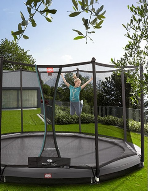 BERG Favorit InGround 330 + Safety Net Comfort