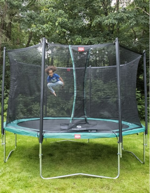 BERG Favorit 430 + Safety Net Comfort