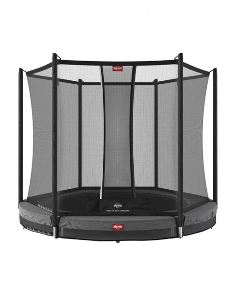 BERG Favorit InGround 270 Grey + Safety Net Comfort