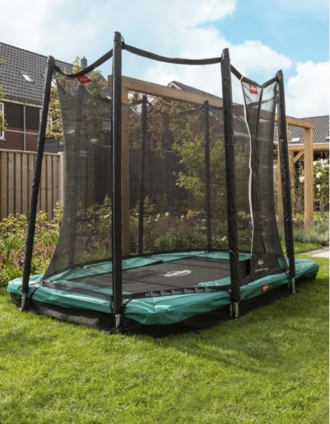 BERG Ultim Favorit InGround 280 + Safety Net Comfort