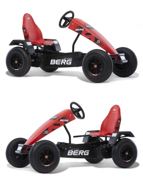 BERG XL Basic Super Red BFR