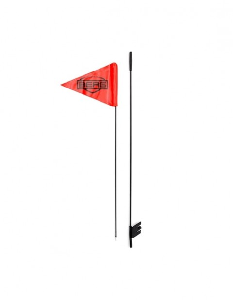 BERG Buddy Flag + fitting