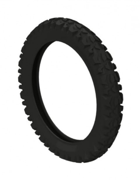 Tire 12.5x2.25-8 all terrain